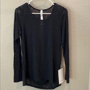 Lululemon low key long sleeve shirt